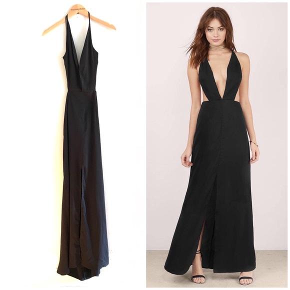 Tobi Dresses & Skirts - { Tobi } Bold Move Maxi Dress Sz Medium